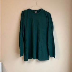 90's Green Sweater *Plus Size*